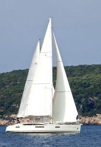 Flottielje Zeilen Kroatie Zeiljacht Huren Split Trogir
